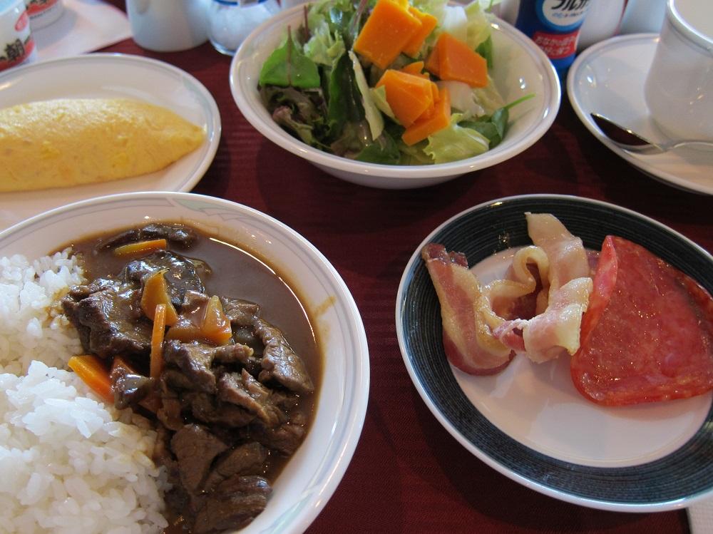 にっぽん丸-朝食3