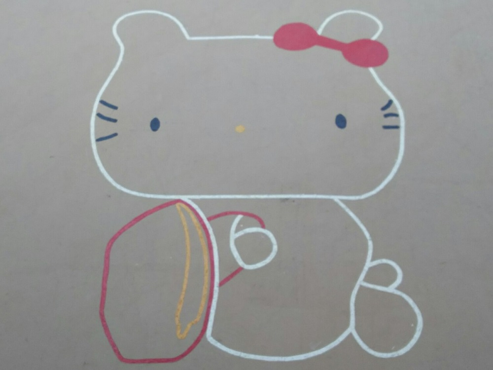 にっぽん丸T2-キティちゃん?
