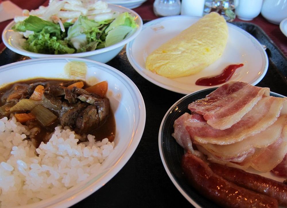 にっぽん丸-朝食2