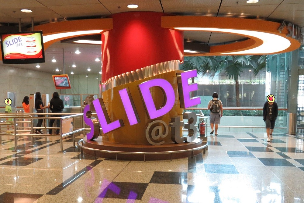 シンガポール2016 -SLIDE@T3