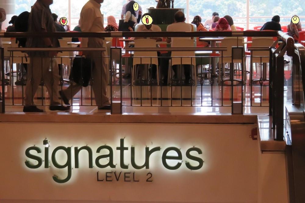 シンガポール2016-Signatures