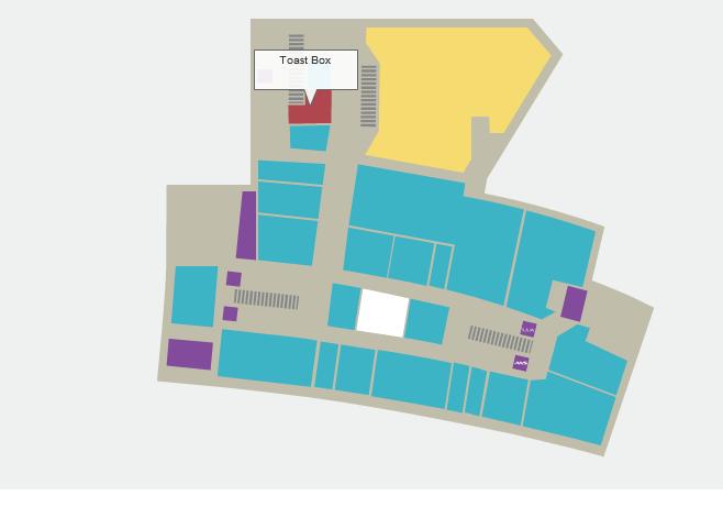 """シンガポール2016-313@SomersetB2Fの""""TOAST BOX"""""""