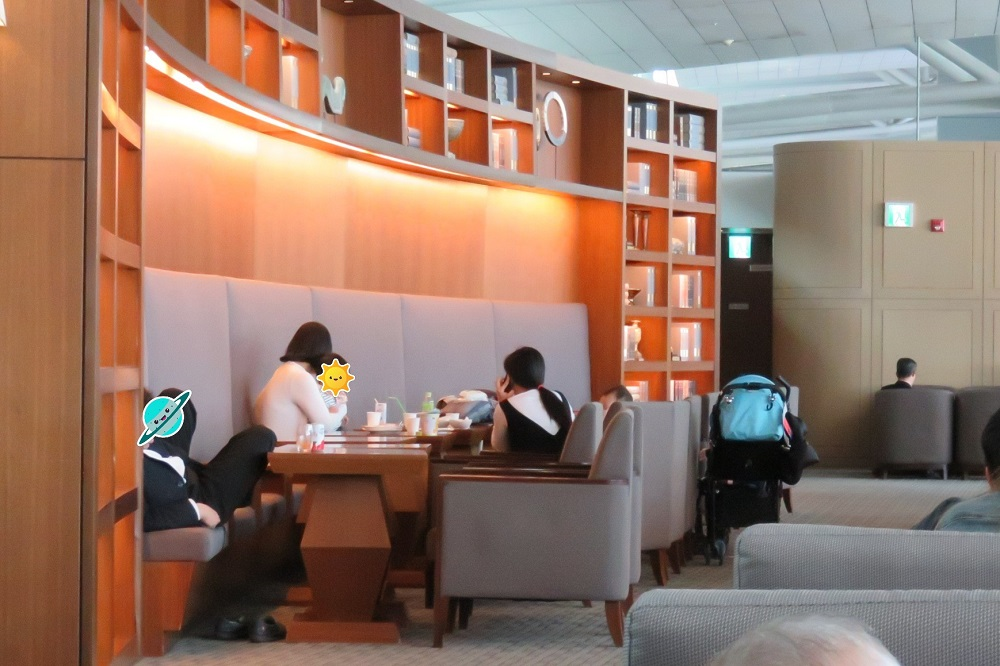シンガポール2016-Asiana Business Lounge5