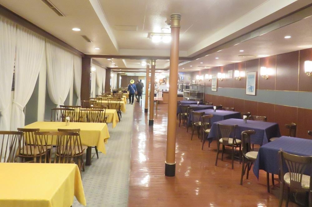 レストラン「グロブナーハウス」1