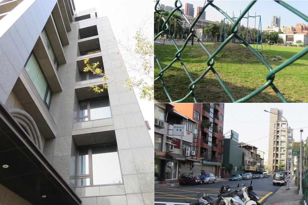 シェヌーホテル台北2