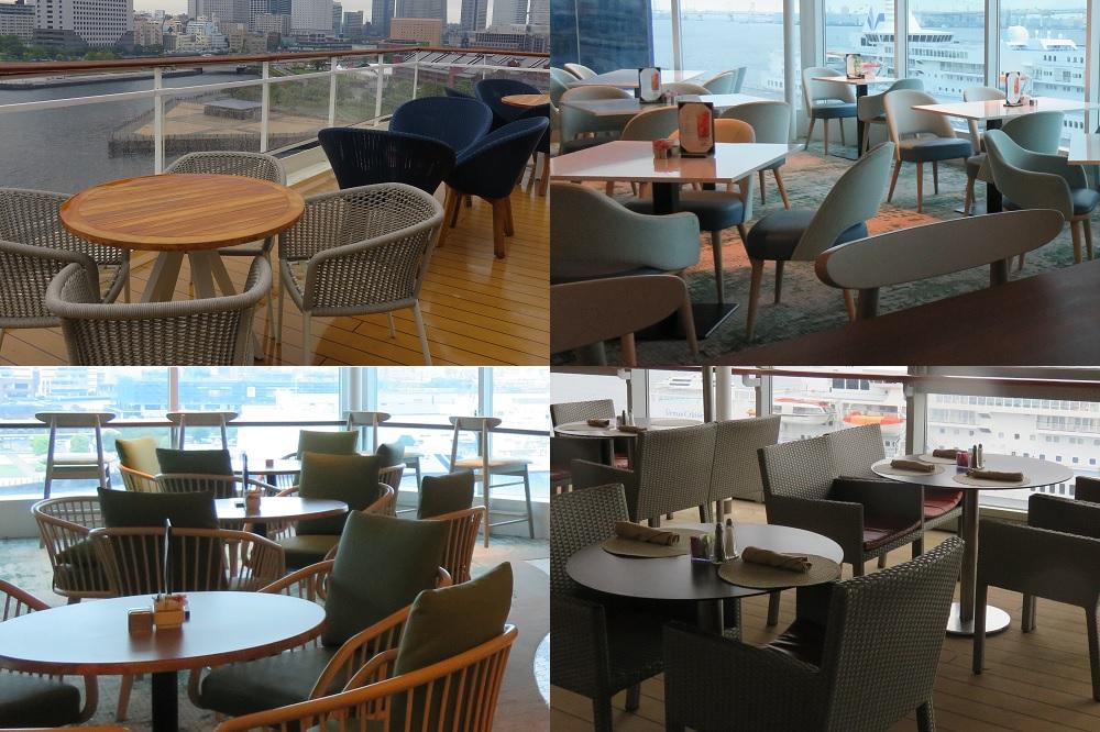 船内の椅子6カジュアルな椅子