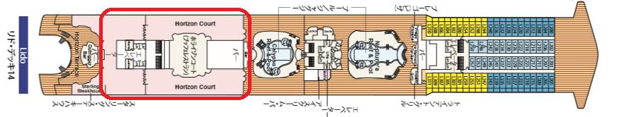 リドデッキ・14F